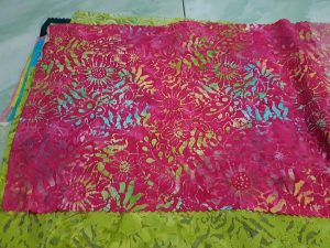Cheap batik fabric in Athena