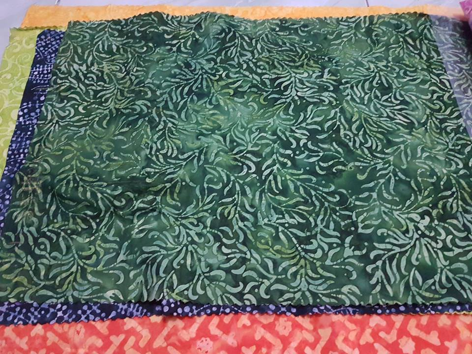 Cheap batik fabric in Stockholm